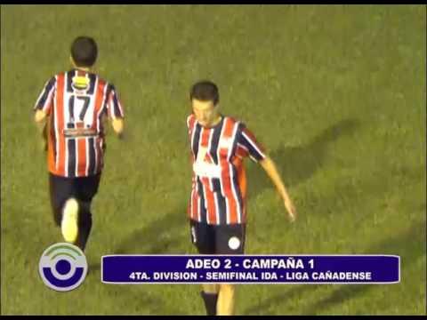 Adeo venció ante Campaña 2 a 1