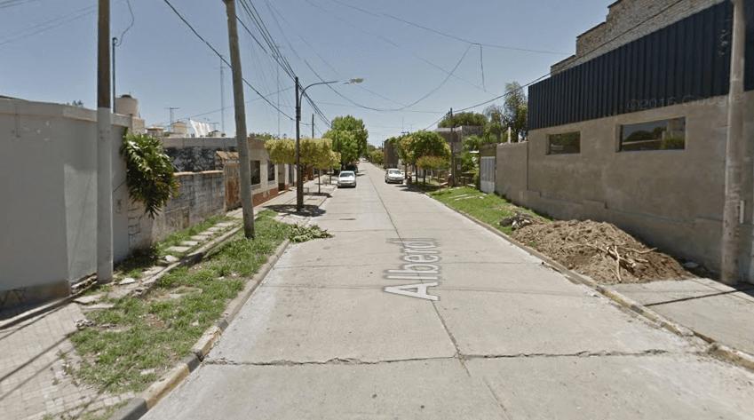 Entraron a robar a la vivienda de un joven en Alberdi al 200