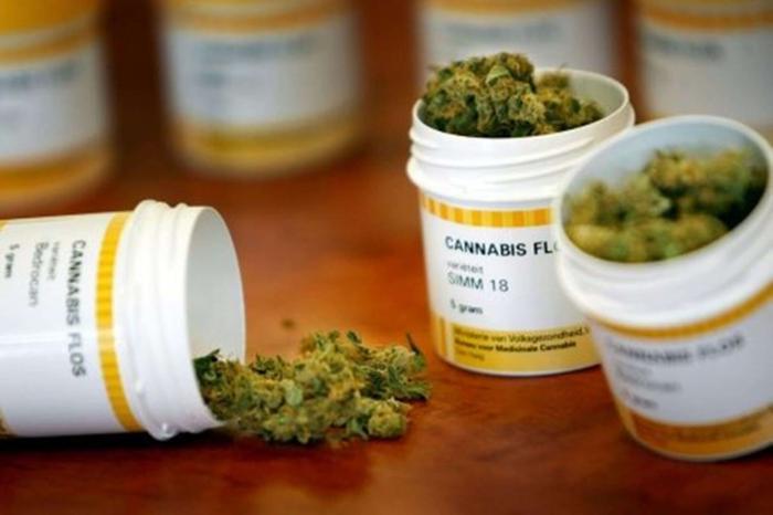 Cannabis uso medicinal media sanción