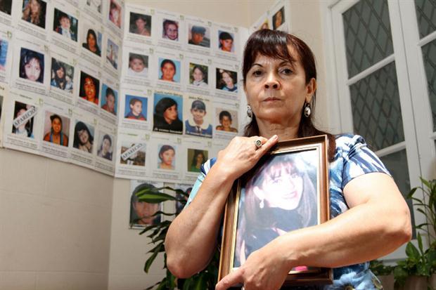 Susana Trimarco busca a su hija, Marita Verón, desde 2002