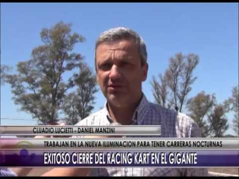 Cierre Racing Kart