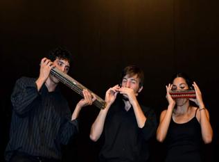 Il Harmónica Trio en Junior B