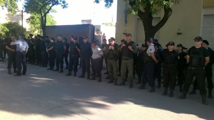Operativo de Saturación Cañada de Gómez