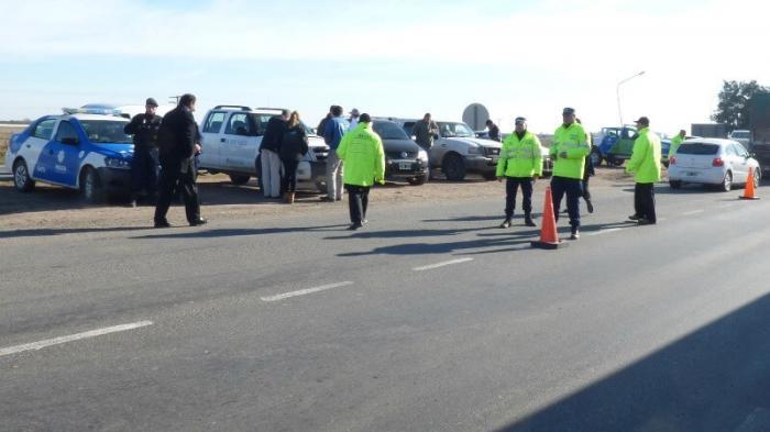 Mauroni convenio seguridad vial