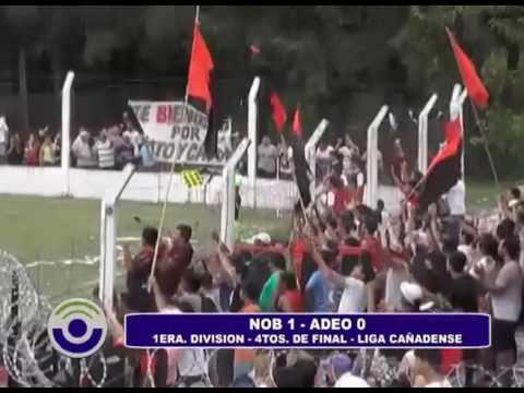 Newell's a semifinales ADEO