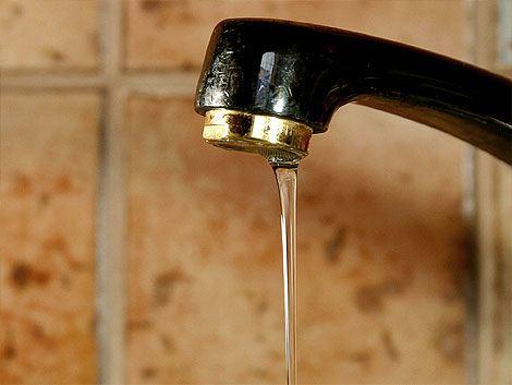 Agua vuelve Cañada de Gómez