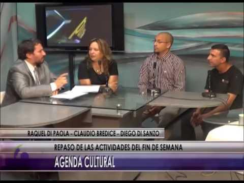 Agenda cultural con Raquel di Paola