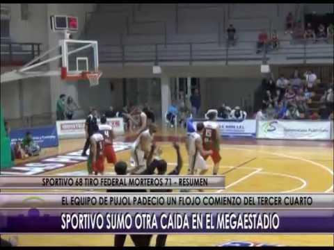 Sportivo perdió contra Tiro Federal Morteros