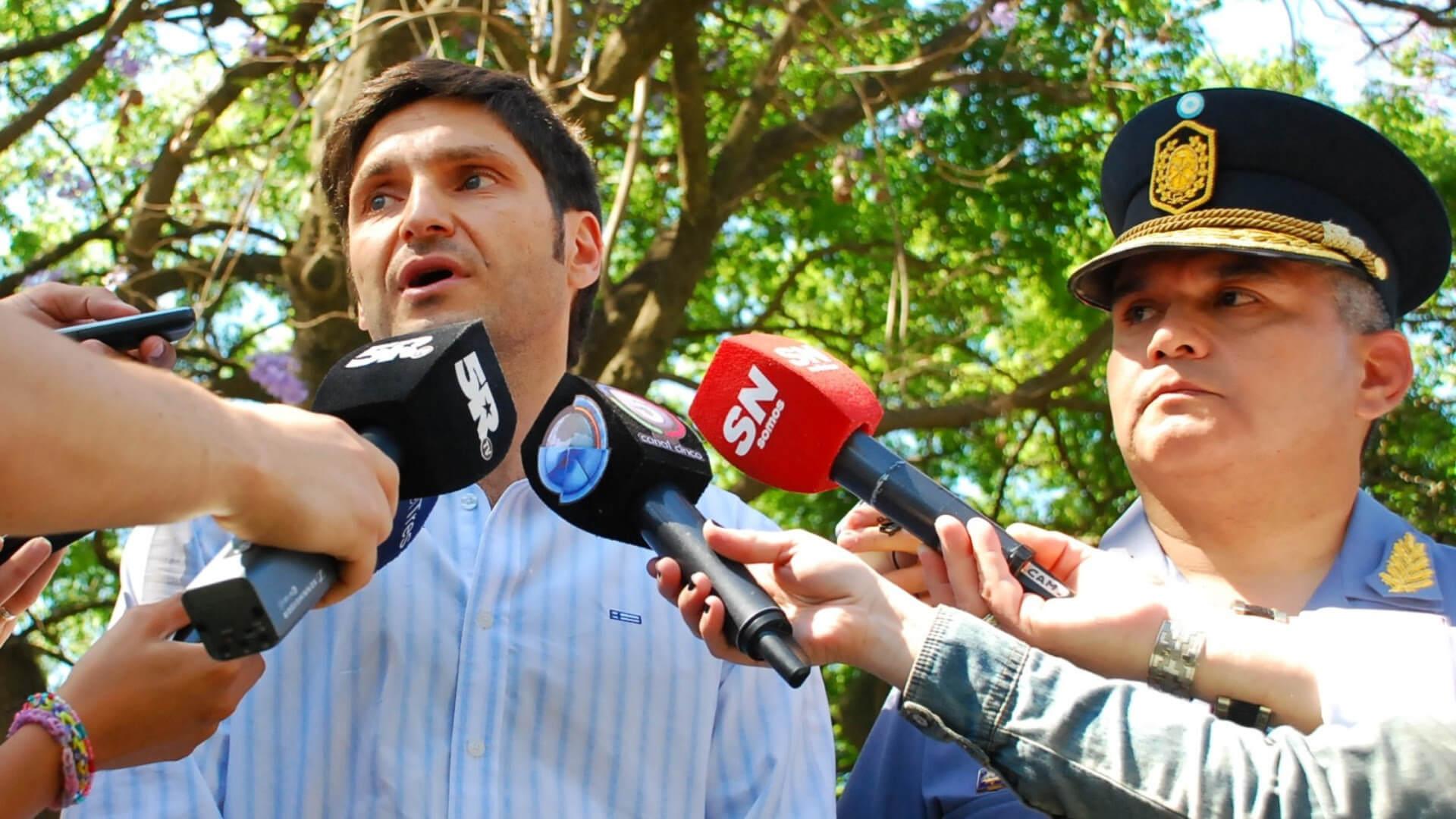 Maximiliano Pullaro anuncia aumento a la policía