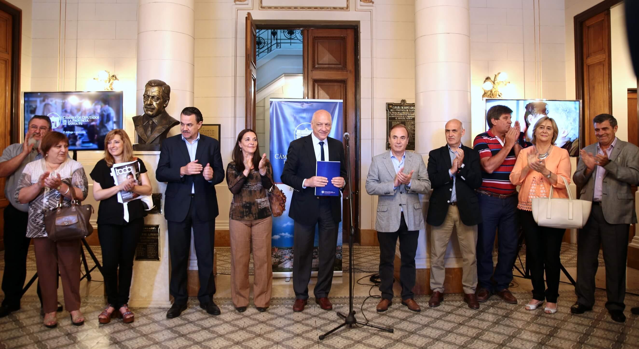 """Bonfatti: """"En Diputados primó el diálogo y el respeto"""""""