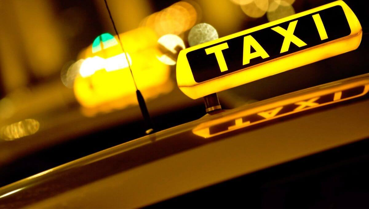 Taxis en Navidad y Año Nuevo