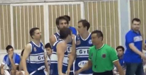 ADEO perdió contra Gimnasia y Esgrima