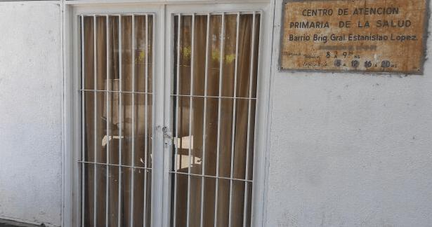 Centro de Salud - Barrio Estanislao López