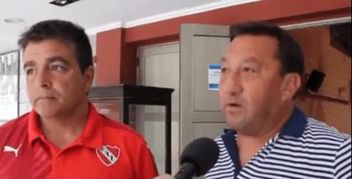 Claudio Vivas – Coordinador Juveniles de Independiente