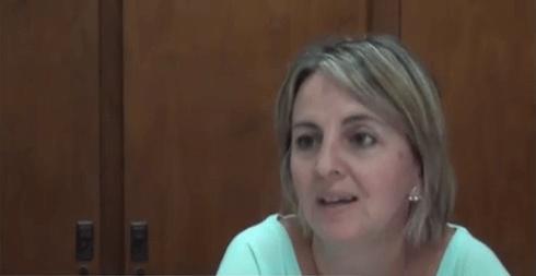 Jueza de Faltas Las Parejas - Mariela Bano