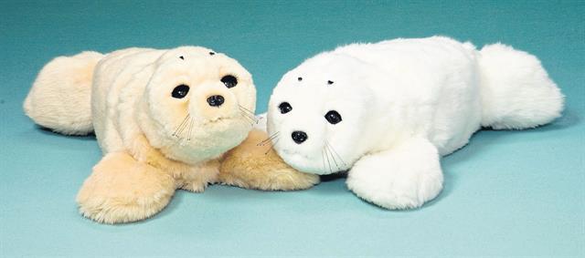 Paro, el robot con forma de foca