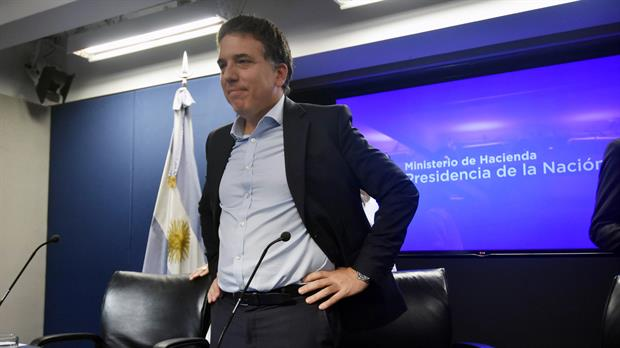 """Nicolás Dujovne: """"La Argentina gasta mucho en subsidios que hay que ir eliminando"""""""