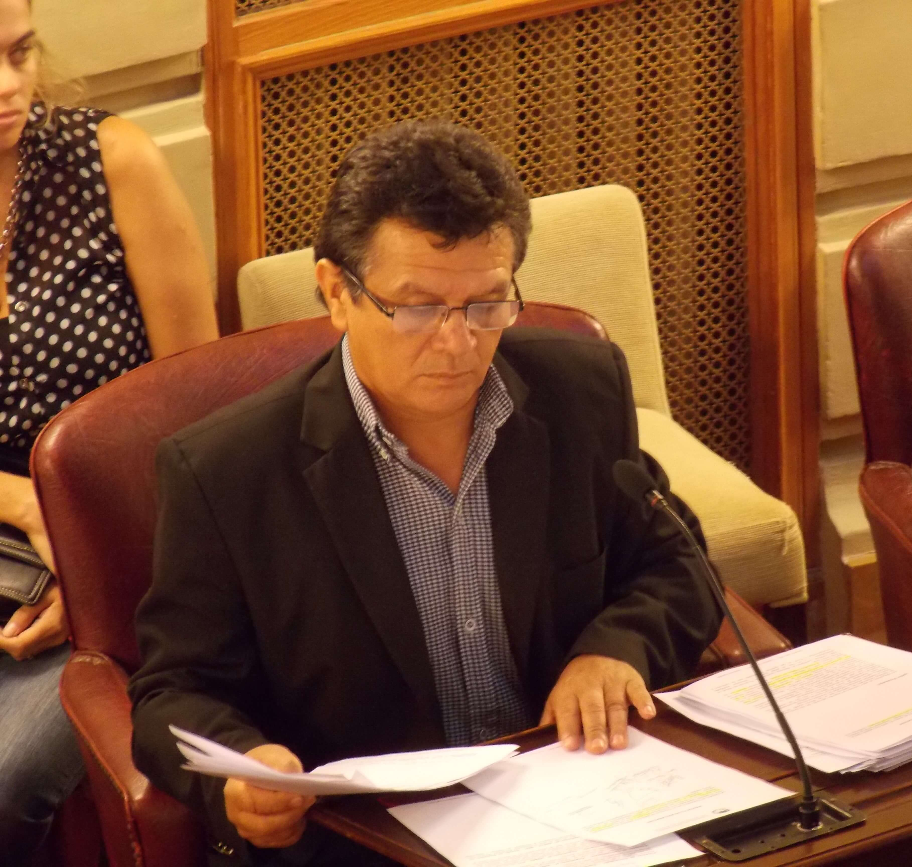 Miguel Solís