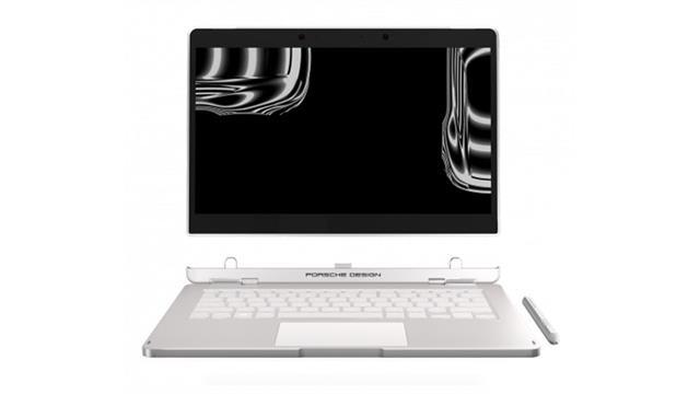 La computadora de Porsche Design presentada en Barcelona