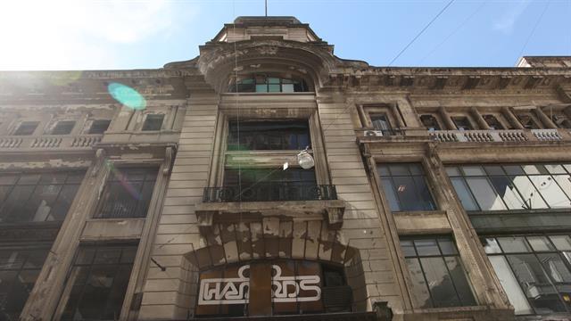 Harrods Buenos Aires llegó a ser la tienda más tradicional de la ciudad