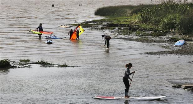 Perú y el río, uno de los puntos de mayor contaminación en el agua y donde hay mucha actividad deportiva