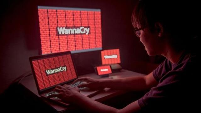 El virus se propagó a través de un gusano informático y aprovechó una fisura de Windows