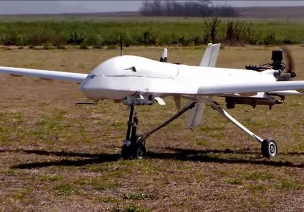 El dron tendrá una autonomía de cinco horas