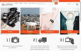 El sitio pionero Lumoid.com