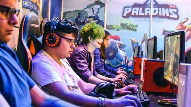 Argentina Game Show tuvo una convocatoria de más de 25 mil gamers que se reunieron en el centro de exposiciones Costa Salguero