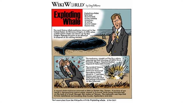La historia dio la vuelta al mundo gracias a internet y apareció en cómics y series de televisión