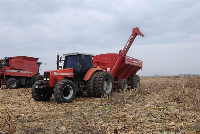 La producción de granos tendrá, según CRA, un gasto extra de 2100 millones de pesos