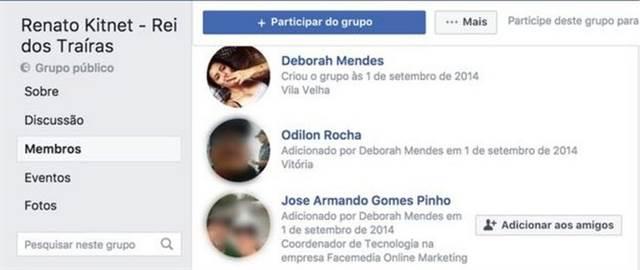 A través de los perfiles falsos creaban grupos en Facebook para favorecer o perjudicar a ciertos candidatos e interactuaban con usuarios reales