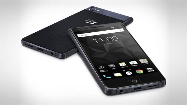 Un BlackBerry Motion